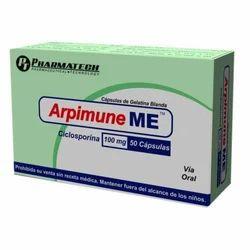 Arpimune ME Ciclosporina Capsules