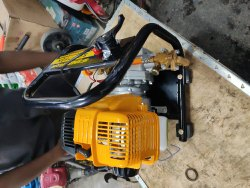 Iron Agricultural Sprayer Pump, For Agriculture