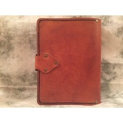 Handmade Refillable Leather Journal