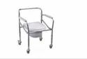 Adjustable Commode Chair