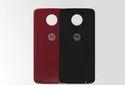 Black Motorola Moto Style Shell Mobile Cover