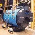 2 Pass Horizontal Solid Multitublar Dry Back Boiler