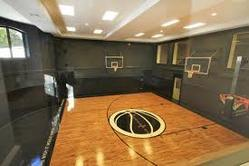 Indoor Basketball Court Construction