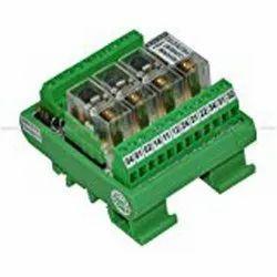 Relay Module 4Channel 1C/O