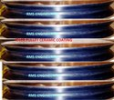 Ceramic Coated Aluminum Pulley