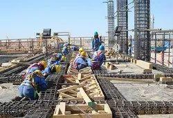 Industrial Prefab Construction Work