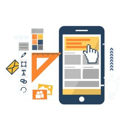 Dynamic Mobile Website Designing Service in Pan India, With 24*7 Support