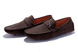 Hush Berry Synthetic Leather Ethnic India Tradition Shoe