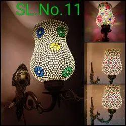 Decorative Wall Mosaic Lamp