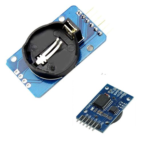 Centiot Rtc I2c Ds3231 At24c32 Iic Precision Real Time Clock Memory Module  Without Battery