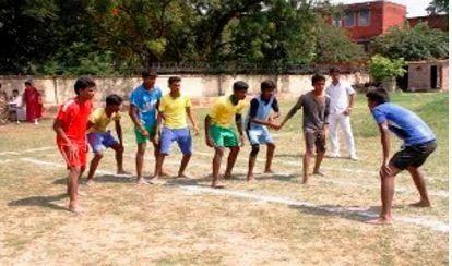 National Sports Day Celebration in Lodhi Estate, Delhi