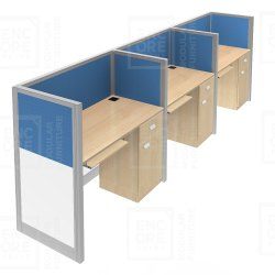 Wooden Office Workstations