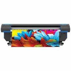 Konica Flex Printing Machine, 3300 Mm, Printing Resolution: Maximum Up To 1440 Dpi