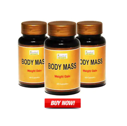 Body Mass 1000 Weight Gain Capsules