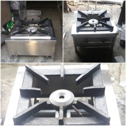 Bulk Cooking Burner