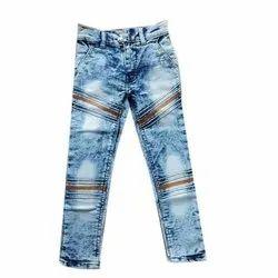 Casual Wear Designer Kids Denim Jeans