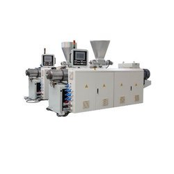 Single Screw Extrusion Plant