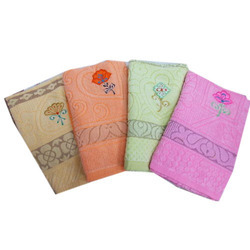Nylon Printed Embroidery Towels