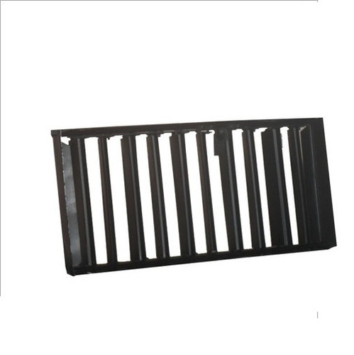 Mild Steel (MS) Key Type Damper, Shape: Rectangular, for Volume Control
