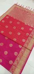 Titan Vol.1 Banarasi Art Silk Saree