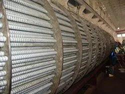 SS 316 Seamless Corrougated Tubes