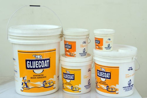 Wood 10kg Gluecoat Synthetic Resin Adhesive, Packaging Type: Bucket