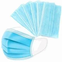 FACE MASK ELASTIC 3PLY