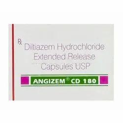 Diltiazem Hydrochloride Capsules