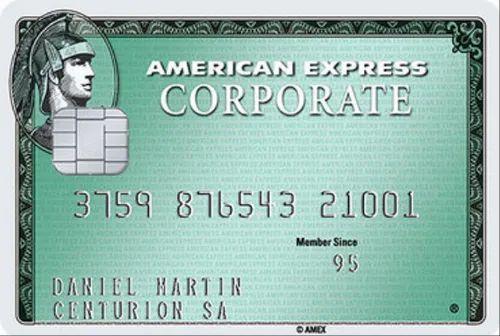 American Express Exchange Credit Card