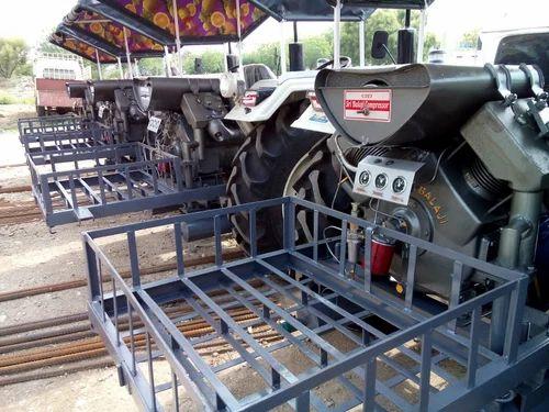Tractor Mounted Air Compressor - Farmtrac 60 with Air Compressor