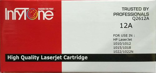 12A  (Q2612A) Compatible Toner Cartridge For HP Printers
