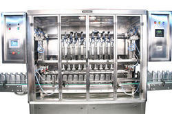 Filling Capping Sealing Labeling Machine