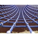 Hdpe Safety Net, Packaging Type: Roll