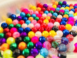 Colourful Pearl Bead