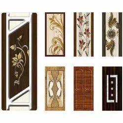Laminated Interior Wooden Flush Door