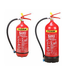 Safex Mechanical Foam Stored Pressure Fire Extinguisher