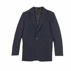 Blue Boys School Blazer