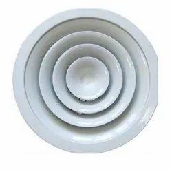 Aluminum Round Diffusers