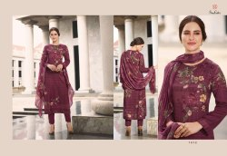 Printed Salwar Kameez Winter Collection By Sudriti