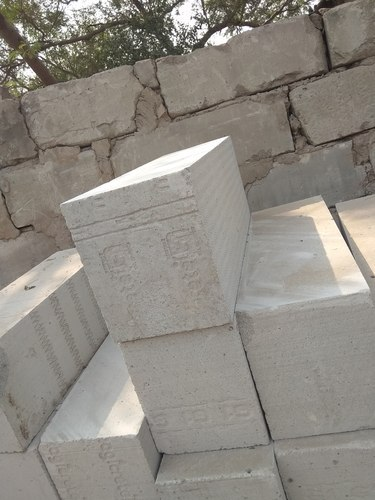 Autoclaved Aerated Concrete Blocks - Industrial AAC Block