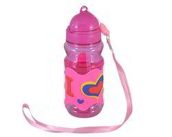 instabuyz Kids plastic water bottles, Size: 18x7x7, Model Number: Bbt