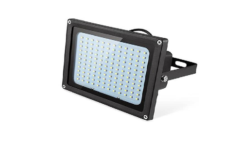 JustGrow Solar Flood Light, 20 Watt