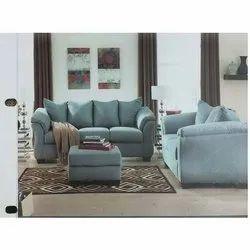 Sofa Plain Jute Fabric, 130-150