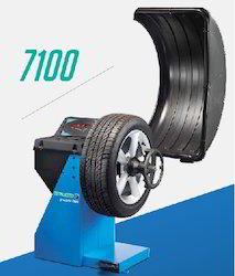 wheel balancer digital wheel balancer hofmann geodyna 800 810 rh indiamart com
