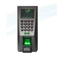Standalone Fingerprint Time Attendance and Access Control System