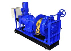 Buildtech electrical winch machine