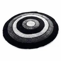 Round Door Mat