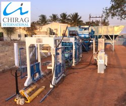 Chirag Hi Resistance Block Making Machine
