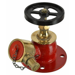 Brass Red Gun Metal Hydrant, Size: 63mm, for Commercial