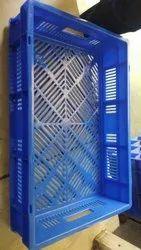 Square Multicolor Aristo Plastic Crates, Capacity: 15 Kg